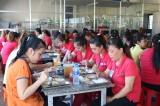 Doanh nghiệp quan tâm chăm lo bữa ăn cho công nhân, lao động