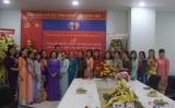 Thành lập Chi bộ cơ sở Bệnh viện Sản nhi TWG Long An