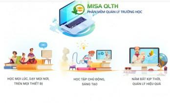 Bộ Thông tin và Truyền thông ra mắt nền tảng Quản lý trường học