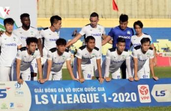 Lịch thi đấu V-League 2020 hôm nay 9/10: Viettel đại chiến HAGL