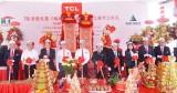 TCL đầu tư hơn 50 triệu USD xây dựng nhà máy sản xuất thông minh tại Bình Dương