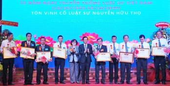 Đoàn Luật sư Long An kỷ niệm 30 năm thành lập
