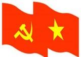 Thông báo về việc treo cờ chào mừng Đại hội Đảng bộ tỉnh Long An lần thứ XI, nhiệm kỳ 2020-2025