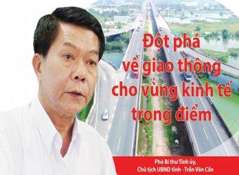 Đột phá về giao thông cho vùng kinh tế trọng điểm