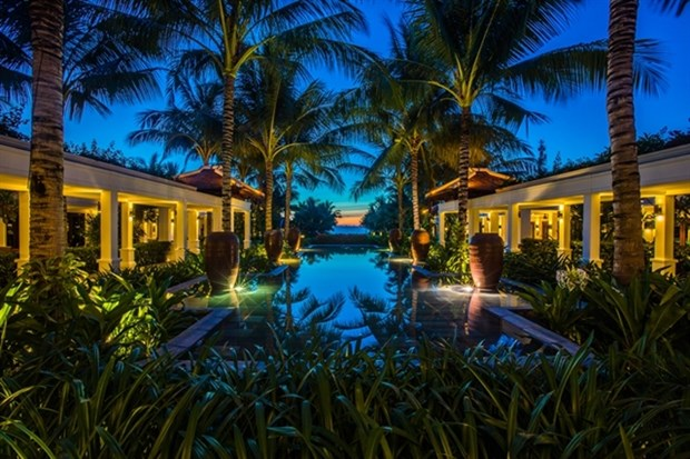 "Several Vietnamese resorts have clinched spots at the Conde Nast Traveler 2020 Readers' Choice Awards, with The Anam coming in as the highest-ranking Vietnamese resort on the ""Top 30 Resorts in Asia"" list, closely followed by Banyan Tree Lang Co."