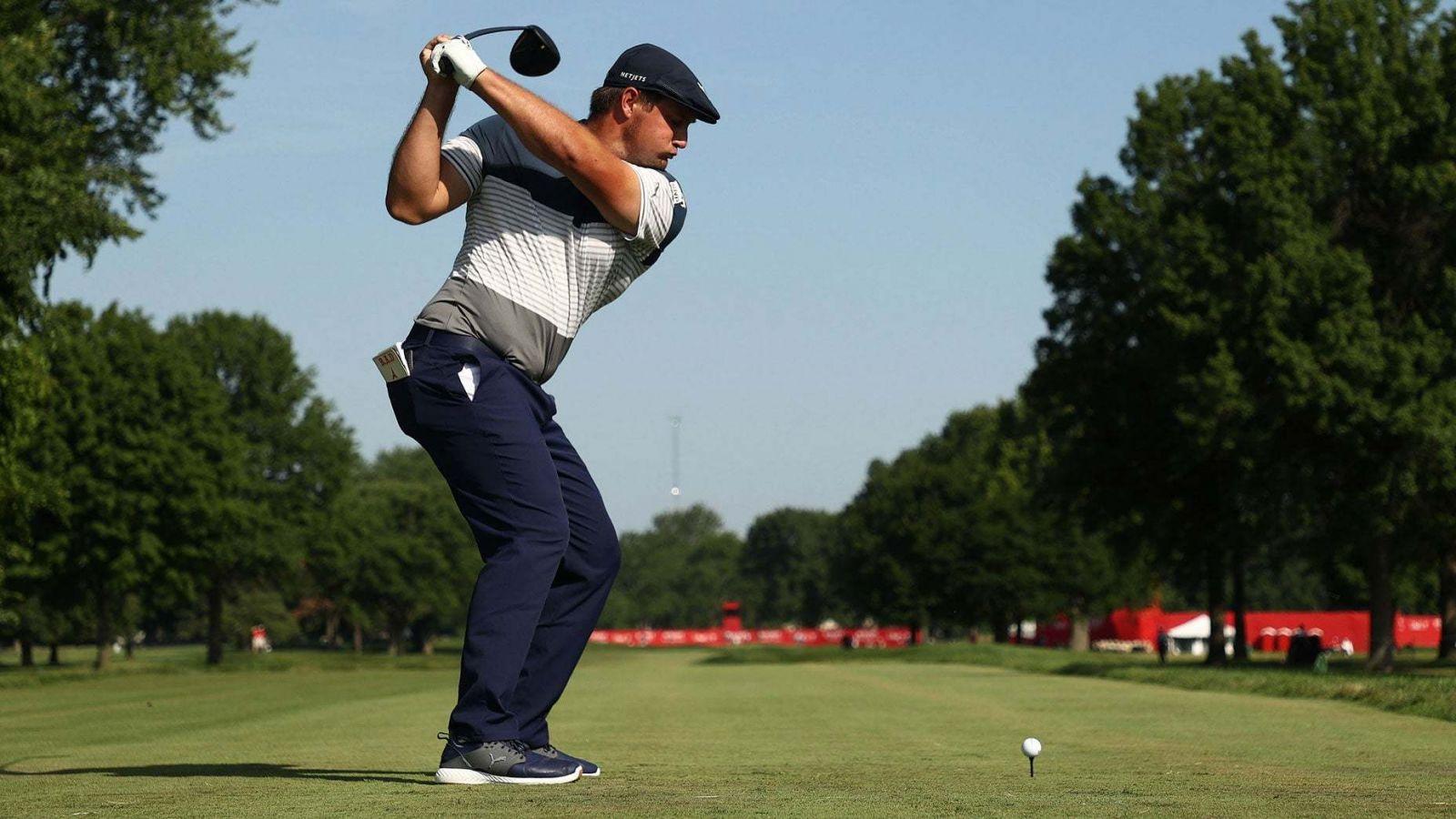 Bryson DeChambeau là dị nhân của thế giới golf
