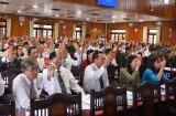 Bầu Đoàn Chủ tịch, Ban thẩm tra tư cách Đại biểu và Đoàn thư ký Đại hội