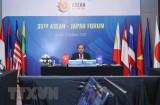 Việt Nam chủ trì Diễn đàn trực tuyến ASEAN-Nhật Bản lần thứ 35