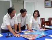 """Thi vẽ tranh """"Việt Nam - Cuba thắm tình đoàn kết"""""""