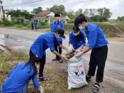 Công trình Thanh niên chào mừng Đại hội Đảng bộ tỉnh Long An