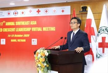 Việt Nam đồng hành với phong trào Chữ thập Đỏ-Trăng Lưỡi liềm Đỏ