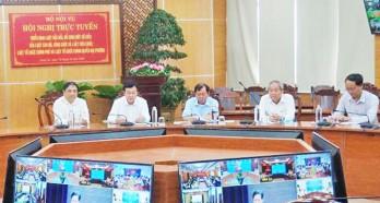Bộ Nội vụ họp trực tuyến triển khai văn bản pháp luật
