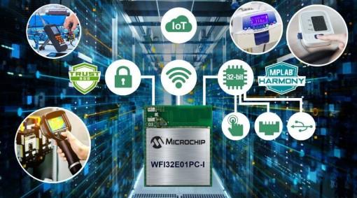 Ra mắt modul vi điều khiển có độ bảo mật cao cho các thiết bị ngoại vi