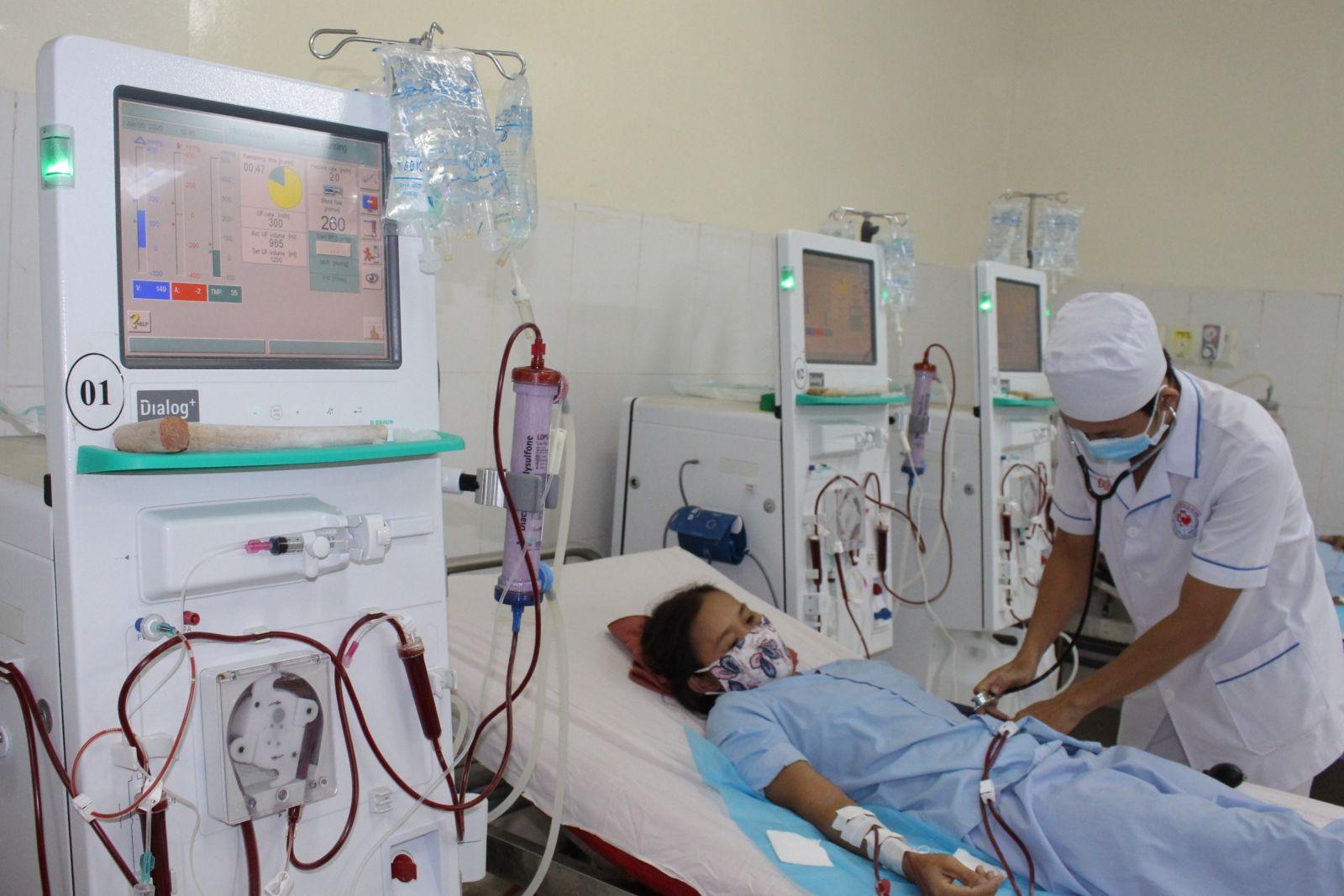Việc triển khai các dịch vụ y tế hiện đại góp phần nâng cao chất lượng khám, chữa bệnh cho nhân dân trong tình hình mới