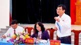 Góp ý kiến dự thảo văn kiện Đại hội XI