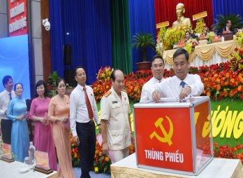 Kết quả phiên họp đầu tiên của Ban Chấp hành Đảng bộ tỉnh Long An khóa XI
