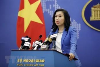 Vietnam protests establishment of so-called Sansha city