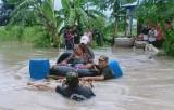Campuchia: 18 người chết do lũ lụt, cảnh giác nguy cơ từ kho hóa chất