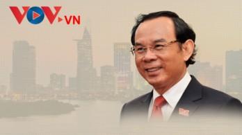 Chân dung ông Nguyễn Văn Nên - Bí thư Thành ủy TP. Hồ Chí Minh