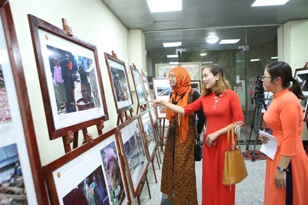 At the event (Photo: organising board)