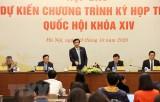 Tiếp tục đổi mới để nâng cao hiệu quả hoạt động của Quốc hội