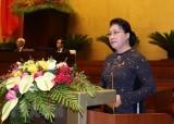Quốc hội chia sẻ những đau thương, mất mát với các tỉnh miền Trung