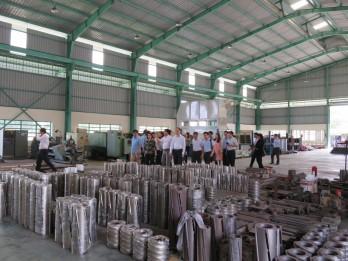 Long An: Newly established domestic enterprises increase