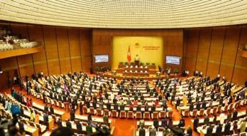 Sáng nay, khai mạc Kỳ họp thứ 10 Quốc hội khoá XIV