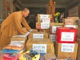 Cần Giuộc: Nhiều hoạt động thiết thực giúp đỡ đồng bào miền Trung