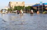 Mưa lớn kèm dông lốc gây thiệt hại nặng về tài sản tại Kiên Giang