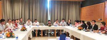 Hội Doanh nhân trẻ Long An quyên góp được 300 triệu đồng hỗ trợ đồng bào miền Trung
