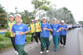 Rèn luyện sức khỏe cho đoàn viên, thanh niên