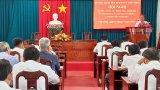 Ủy ban Kiểm tra Huyện ủy Thủ Thừa: Kiểm tra, giám sát công bằng, chính xác, nâng cao uy tín của Đảng