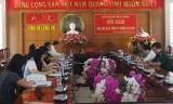 Hội nghị Báo cáo viên Tỉnh ủy Long An tháng 10/2020