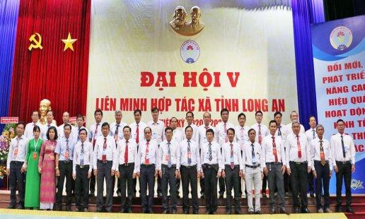 Đến cuối nhiệm kỳ 2020-2025, phấn đấu toàn tỉnh Long An đạt 316 hợp tác xã