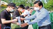 Công dân trở về từ Philippines hoàn thành cách ly