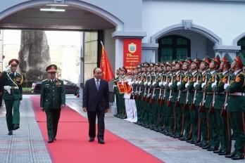 Thủ tướng dự lễ kỷ niệm 75 năm Ngày truyền thống Tình báo Quốc phòng