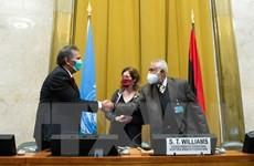 Tổng thư ký Liên hợp quốc hoan nghênh lệnh ngừng bắn ở Libya