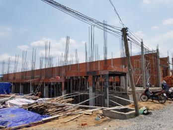 """Thanh tra việc xây dựng """"chung cư mi ni"""" tại Đức Hòa"""