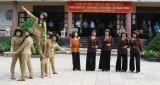 Lễ giỗ các liệt sĩ Trung đoàn 207