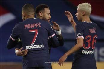 Thắng Dijon 4-0, PSG quên đi nỗi buồn thất bại trước MU
