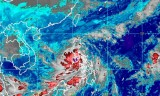 Bão Molave đổ bộ các tỉnh phía Nam Philippines, 12 ngư dân mất tích
