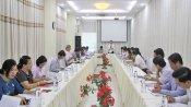 Đoàn kiểm tra Bộ Giáo dục và Đào tạo kiểm tra công tác pháp chế lĩnh vực giáo dục