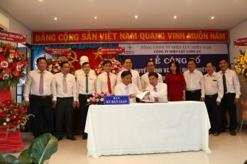 Ông Lê Hoàng Oanh được bổ nhiệm Giám đốc Công ty Điện lực Long An