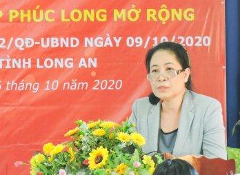 Công bố đề án quy hoạch phân khu xây dựng tỷ lệ 1/2000 Khu công nghiệp Phúc Long mở rộng