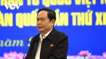 MTTQ Việt Nam góp ý kiến vào dự thảo văn kiện Đại hội XIII