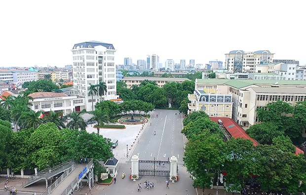Vietnam National University-Hanoi came in at 949th. (Photo: Vietnam Investment Review)