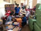 Bến Lức: Hướng về đồng bào miền Trung