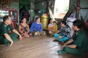 Phụ nữ tham gia bảo vệ chủ quyền, an ninh biên giới