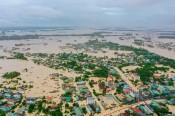 Khẩn cấp: Cảnh báo lũ đặc biệt lớn do bão và thủy điện xả lũ